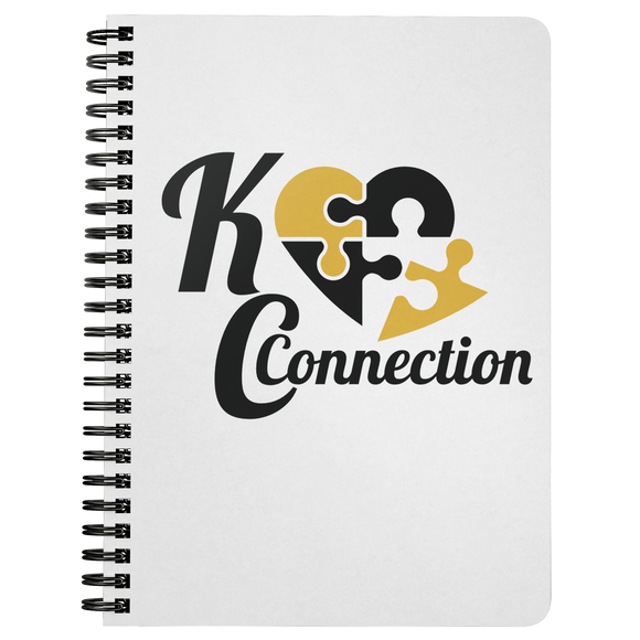 KC Connection Spiral Bound Notebook