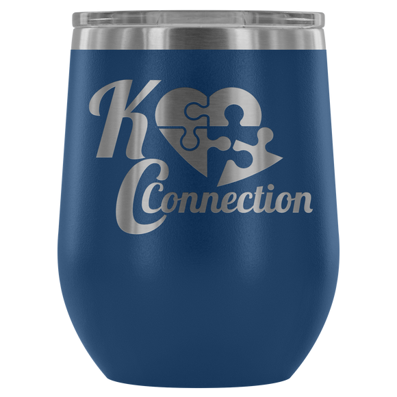KC Connection Wine Tumbler