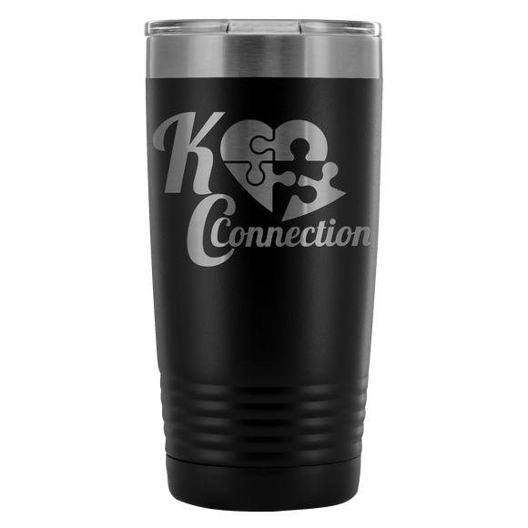 KC Connection 20 oz Tumbler