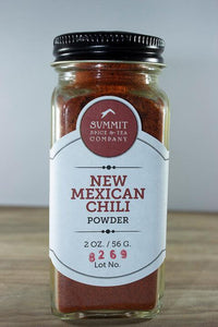 Chili Pepper: New Mexican Powder