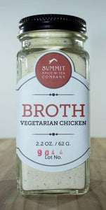 Vegetarian Chicken Broth