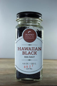Salt: Hawaiian Black