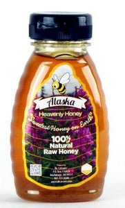 Alaska Heavenly Honey - Honey Straws & Bottles