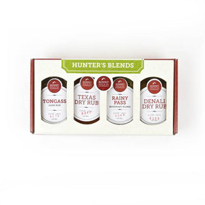 Summit Spice & Tea 4pc Hunter's Blend Box