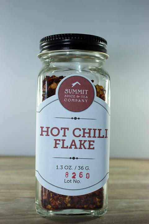 Chili Pepper: Hot Chili Flakes