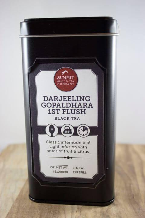 Darjeeling Gopaldara First Flush