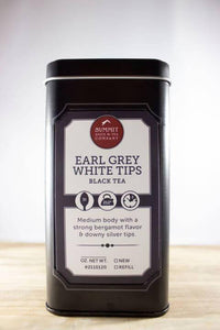 Earl Grey White Tips