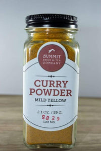 Curry Powder Yellow