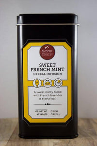 Sweet French Mint