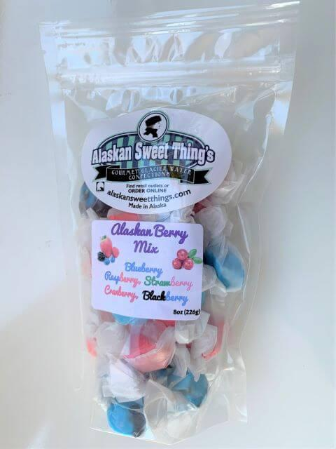 Alaskan Sweet Thing's Glacier Water Taffy