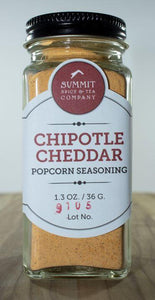 Chipotle Cheddar Popcorn Seasoning