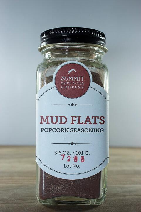 Mud Flats Popcorn Seasoning