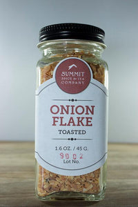 Onion Flake Toasted