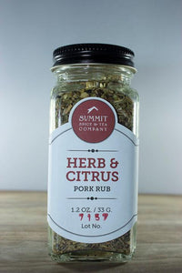 Herb & Citrus Pork Rub