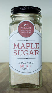 Sugar: Maple
