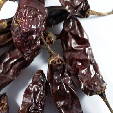 Chili Pepper: Smoked Serrano Whole