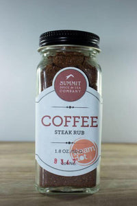 Coffee Steak Rub