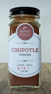 Chili Pepper: Chipotle Powder