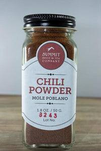 Chili Powder: Mole Poblano