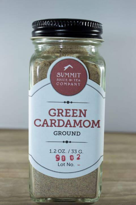 Cardamom Green Ground
