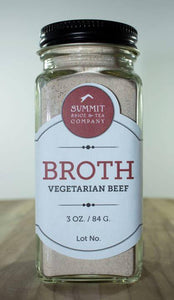 Vegetarian Beef Broth