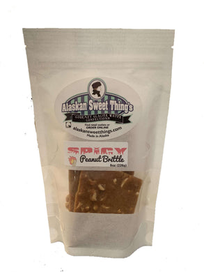 Alaskan Sweet Thing's Brittle