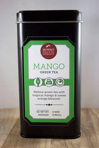 Mango Green Tea