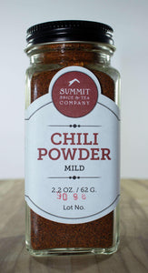 Chili Powder: Mild