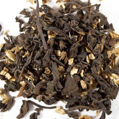 Ginger Orange Pu'erh