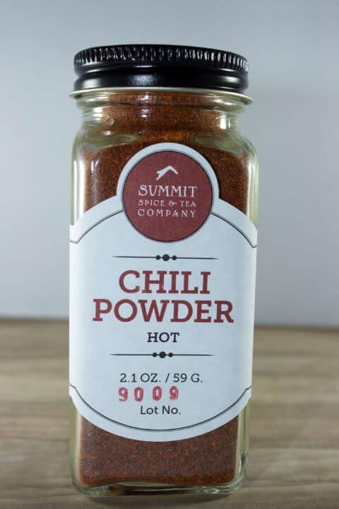 Chili Powder: Hot