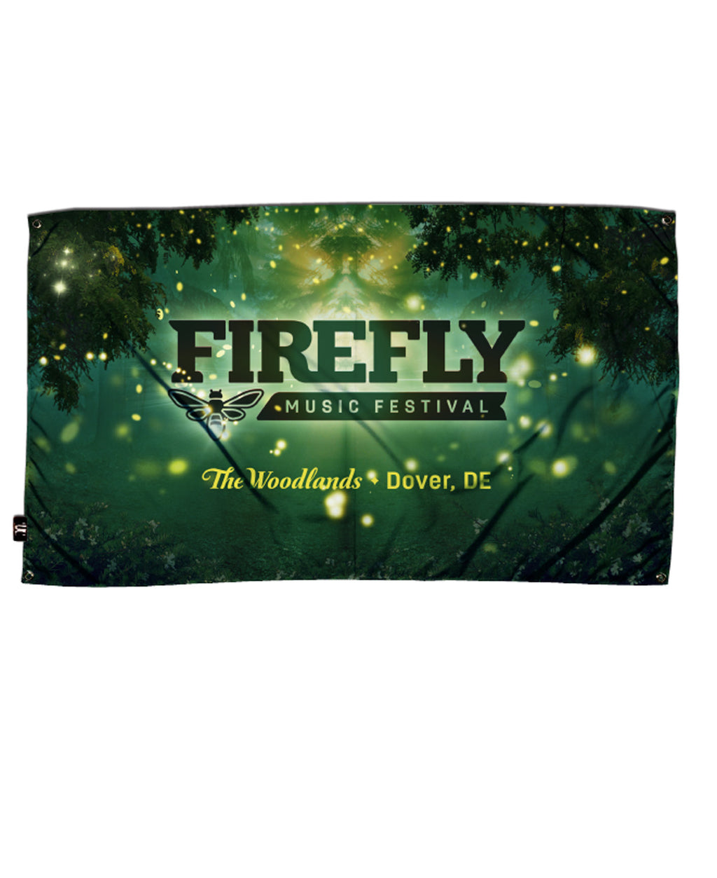 20A Firefly Forest Sublimated Flag