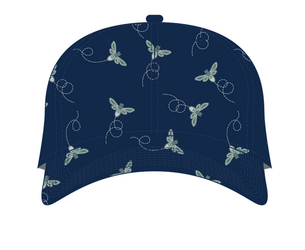 8C Fireflies Twill Dad Cap