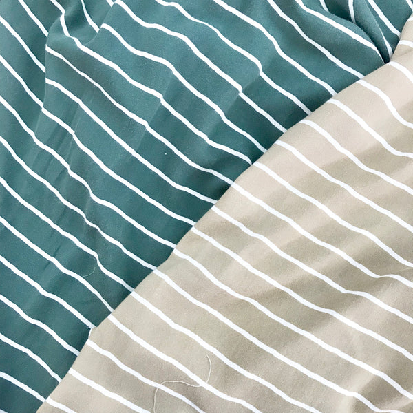 Euca Canvas | Stripe Stripe