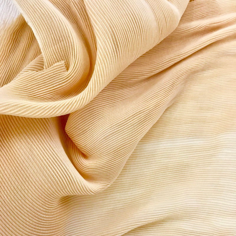 Chiffon Silk | Pleat Lidi Signature