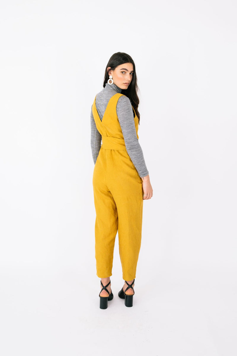 Paper Pattern : Sierra Jumpsuit | Papercut Patterns