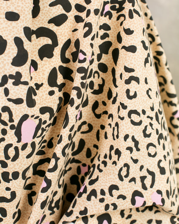 Euca Stretch | Leopard Spot