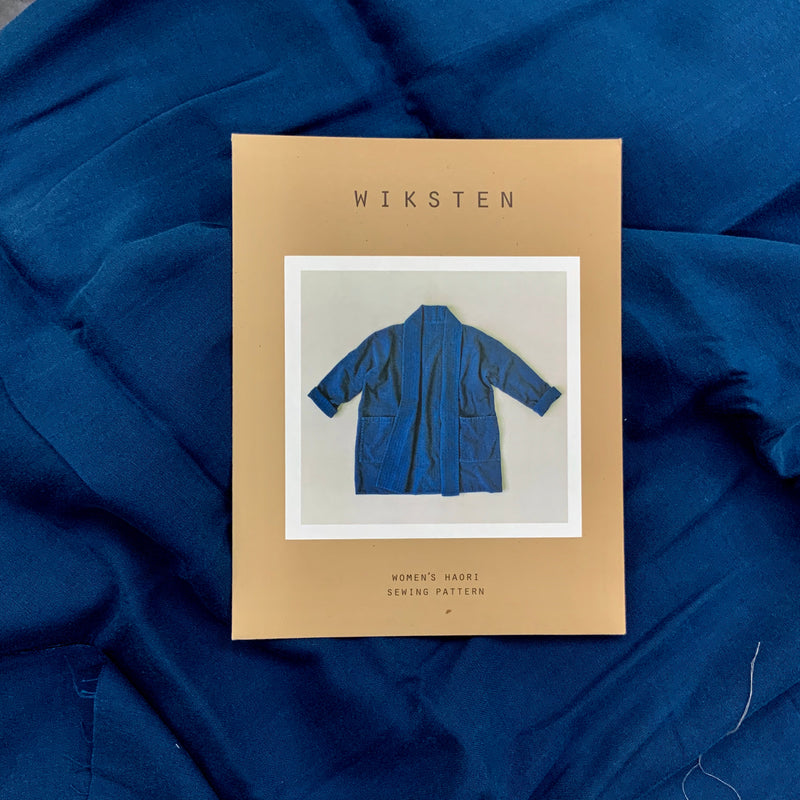 Paper Pattern : Woman's Haori | Wicksten Pattern