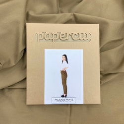 Paper Pattern : Palisade Pants | Papercut Patterns