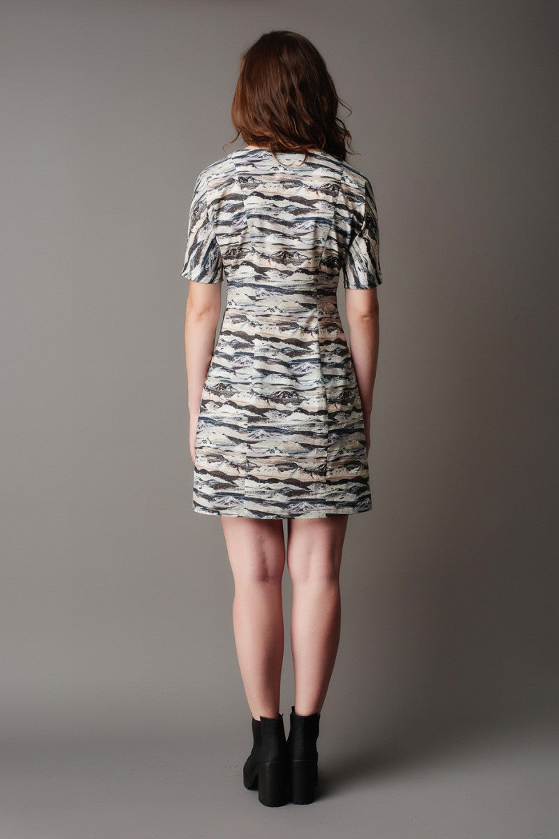 Paper Pattern : Arum Dress | Deer and Doe