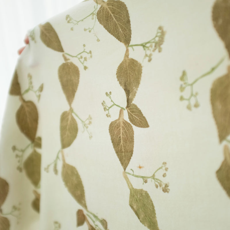 Eco Print by Ella | Pucuk Ranting Series