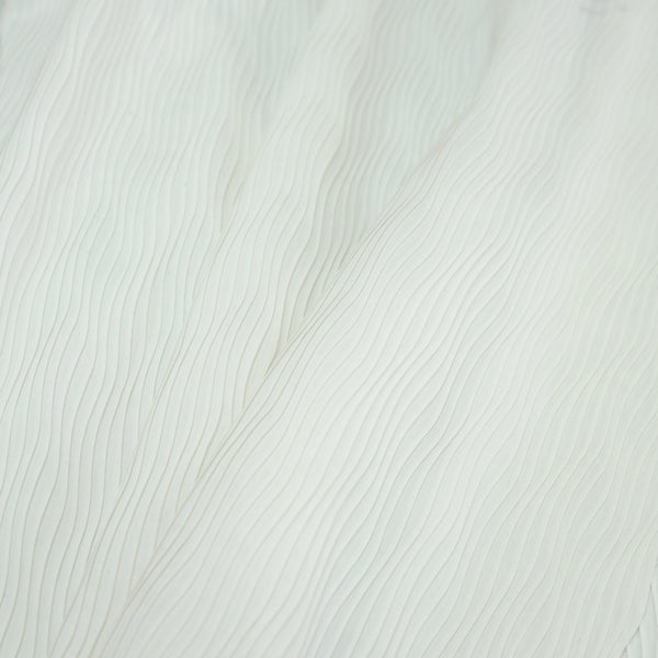 Powder Skin | Pleat Wave