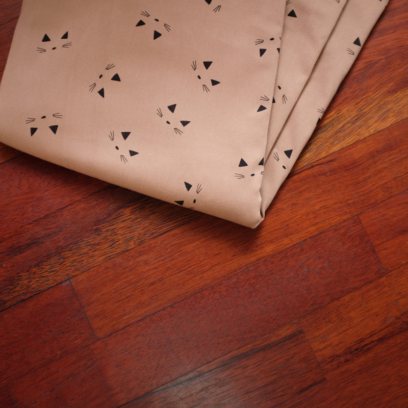 Vico Sateen Spandex | Cat