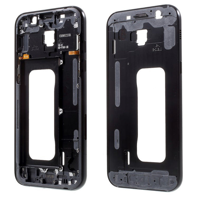 SAMSUNG GALAXY A520 2017 FRONT HOUSING OEM BLACK