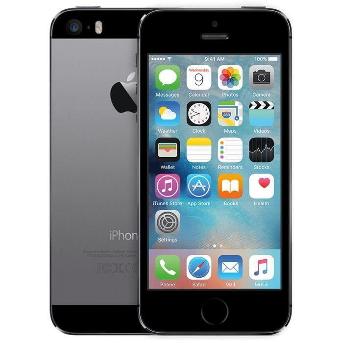 APPLE CELLULAIRE IPHONE 5S 16GB GRADE A+ UNLOCKED