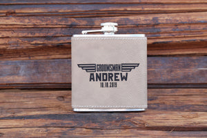 Top Gun Flask