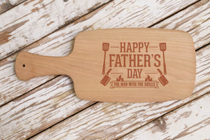 Father's Day Cutting Board