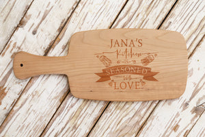With  Love  Cutting  Board