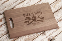 Load image into Gallery viewer, BBQ Cutting Board