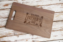 Load image into Gallery viewer, Father's Day Cutting Board