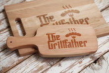 Load image into Gallery viewer, Grill Father Cutting Board
